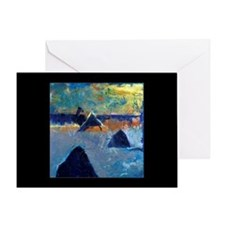 Landscape Norway Greeting Card