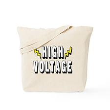 'High Voltage' Tote Bag