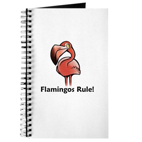 Flamingos Rule! Journal