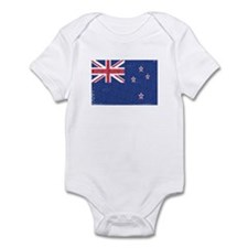 New Zealand Flag Infant Bodysuit