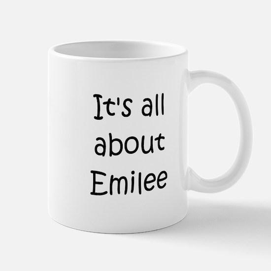 Funny Emilee Mug