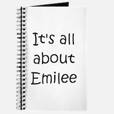 Funny Emilee Journal