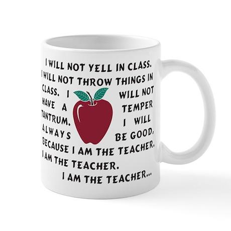 I am the Teacher! Mug