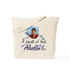 Breath of Fresh Alaskan Air Tote Bag