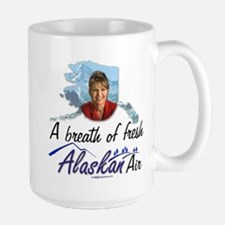 Breath of Fresh Alaskan Air Mug