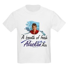 Breath of Fresh Alaskan Air T-Shirt