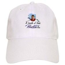 Breath of Fresh Alaskan Air Baseball Cap