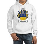 Quaranta Family Crest Hooded Sweatshirt