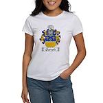 Quaranta Family Crest Women's T-Shirt