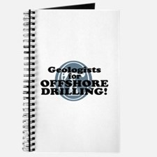Geologists For Offshore Drilling Journal