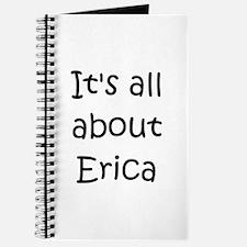 Cool Erica Journal