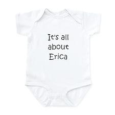 Unique Erica Infant Bodysuit