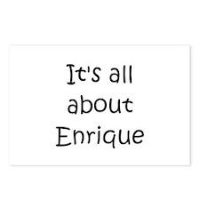 Cute Enrique Postcards (Package of 8)