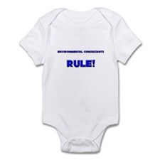 Environmental Consultants Rule! Infant Bodysuit