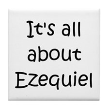 Unique Ezequiel Tile Coaster