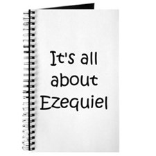 Funny Ezequiel Journal