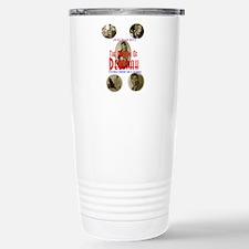 Funny Deborah Travel Mug