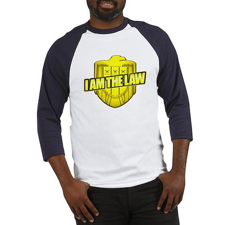 I AM THE LAW: Judge Dredd Baseball Jersey