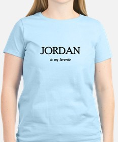 Jordan is my favorite T-Shirt