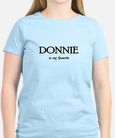 Donnie is my favorite T-Shirt