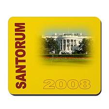 Rick Santorum Mousepad -1