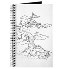 Ink Dragon Tree Journal