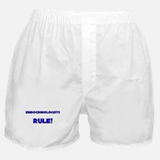 Endocrinologists Rule! Boxer Shorts