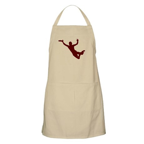 RED DISC CATCH BBQ Apron