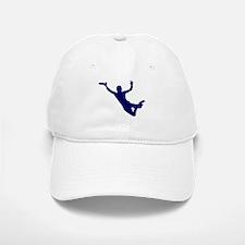 BLUE DISC CATCH Baseball Baseball Cap