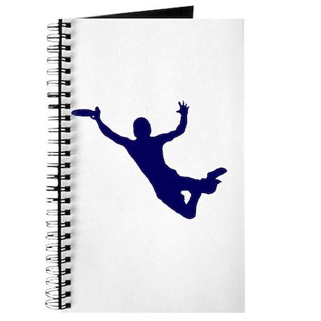 BLUE DISC CATCH Journal