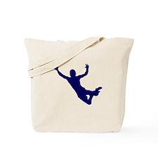 BLUE DISC CATCH Tote Bag