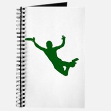 GREEN DISC CATCH Journal