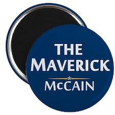 The Maverick - John McCain Magnet