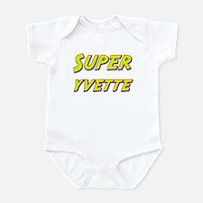 Super yvette Infant Bodysuit