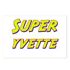 Super yvette Postcards (Package of 8)