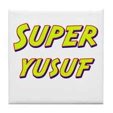 Super yusuf Tile Coaster