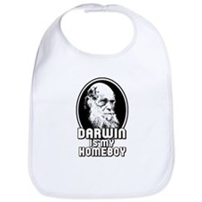 Darwin is my Homeboy Bib
