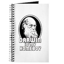 Darwin is my Homeboy Journal