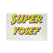 Super yosef Rectangle Magnet