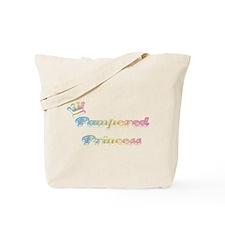 Cute Pampered princess Tote Bag