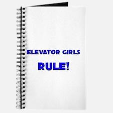 Elevator Girls Rule! Journal