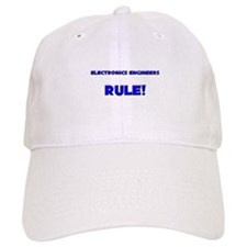 Electronics Engineers Rule! Baseball Baseball Cap