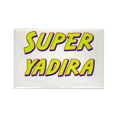 Super yadira Rectangle Magnet (10 pack)
