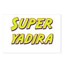 Super yadira Postcards (Package of 8)