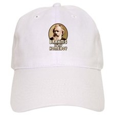 Brahms Is My Homeboy Baseball Cap