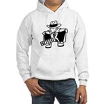 Censored Hooded Sweatshirt