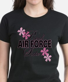 Proud Air Force Sister Tee