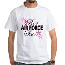 Proud Air Force Sister Shirt
