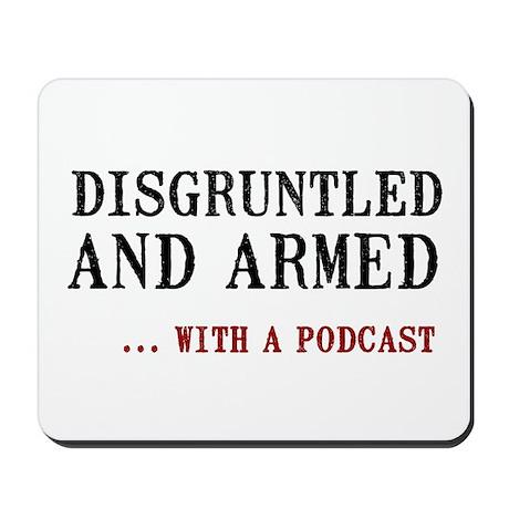 Podcast Mousepad