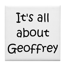 Cool Geoffrey Tile Coaster
